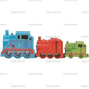 Набор паровозиков «Cкладывай и соединяй» из серии «Томас и друзья», CDN14, отзывы