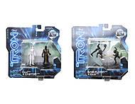 Набор игровых фигурок Tron, 39008-6014728-Tron, фото