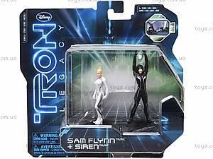 Набор игровых фигурок Tron, 39008-6014728-Tron, игрушки