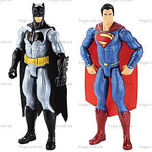 Набор коллекционных фигурок-героев из фильма «Бэтмен против Супермена», DLN32, отзывы