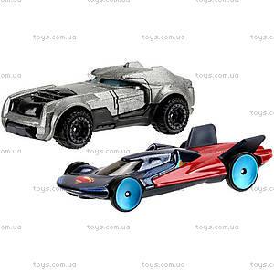 Набор из 2 машинок из фильма «Бэтмен против Супермена», DJP09, купить