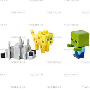 Набор мини-фигурок Minecraft, CGX24, фото
