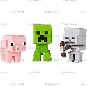 Набор мини-фигурок Minecraft, CGX24, цена