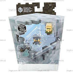 Набор мини-фигурок Minecraft, CGX24