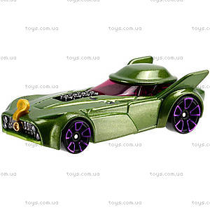 Набор машинок из фильмов о Бэтмене Hot Wheels, DJP11, цена