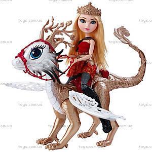Набор с куклой «Эппл Уайт: Всадница» из м/ф «Игры драконов», DKM76