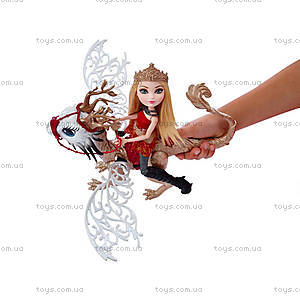 Набор с куклой «Эппл Уайт: Всадница» из м/ф «Игры драконов», DKM76, купить