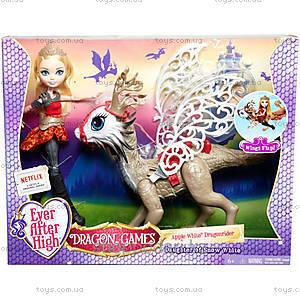 Набор с куклой «Эппл Уайт: Всадница» из м/ф «Игры драконов», DKM76, отзывы