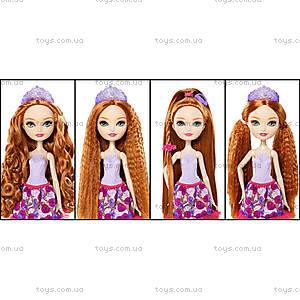 Набор с куклой Ever After High «Сказочные прически Холли», DNB75, фото