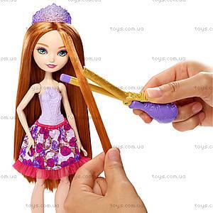 Набор с куклой Ever After High «Сказочные прически Холли», DNB75, отзывы