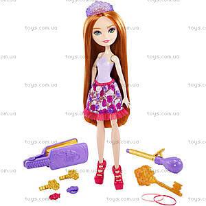 Набор с куклой Ever After High «Сказочные прически Холли», DNB75