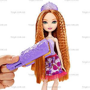 Набор с куклой Ever After High «Сказочные прически Холли», DNB75, цена