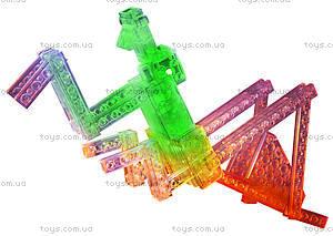 Светящийся конструктор 12 в 1 «Паук», 1700b, игрушки