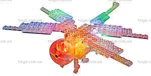 Светящийся конструктор 12 в 1 «Паук», 1700b, toys.com.ua