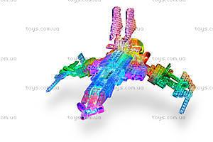 Светящийся конструктор 16 в 1 «Космический корабль», 9030b, магазин игрушек