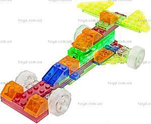 Конструктор со светодиодами 4 в 1 «Автомобиль», 300b, купить