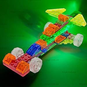 Конструктор со светодиодами 4 в 1 «Автомобиль», 300b, фото