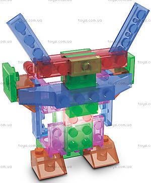 Светящийся конструктор 4 в 1 «Робот», 200b, купить