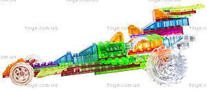 Конструктор со светодиодами 6 в 1 «Драгстер», 130b, toys.com.ua