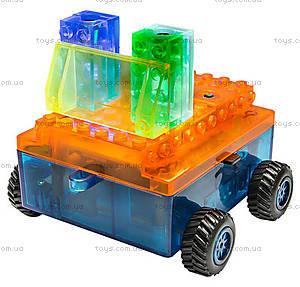 Светодиодный конструктор 8 в 1 «Автомобиль», 1320b, фото