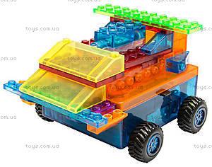 Светодиодный конструктор 8 в 1 «Автомобиль», 1320b, цена