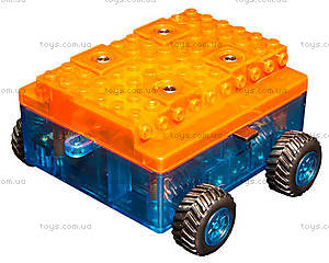 Светодиодный конструктор 8 в 1 «Автомобиль», 1320b, детские игрушки