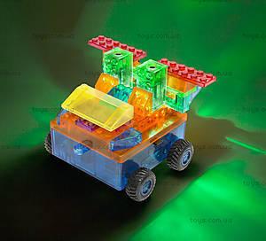 Светодиодный конструктор 8 в 1 «Автомобиль», 1320b, toys.com.ua