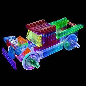 Светодиодный конструктор 8 в 1 «Cпортивный автомобиль», 1410b, цена