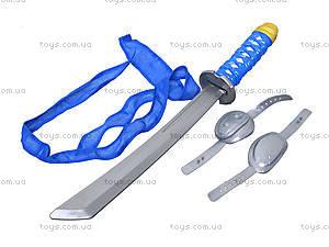 Игрушечный набор оружия «Черепашки-ниндзя», 09301, фото