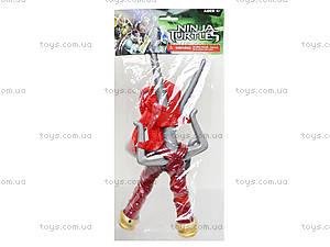Игрушечный набор оружия «Черепашки-ниндзя», 09301, игрушки