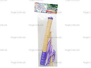 Игрушечный набор оружия «Черепашки-ниндзя», 09301, детские игрушки
