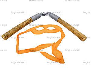 Игрушечный набор оружия «Черепашки-ниндзя», 09301, toys.com.ua