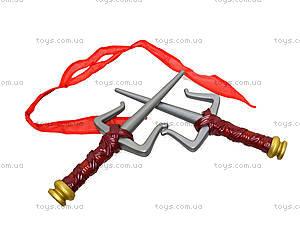 Игрушечный набор оружия «Черепашки-ниндзя», 09301, toys