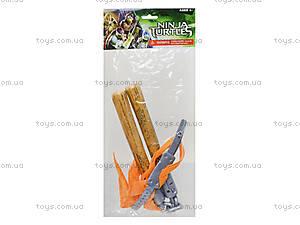 Игрушечный набор оружия «Черепашки-ниндзя», 09301, іграшки