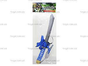 Игрушечный набор оружия «Черепашки-ниндзя», 09301, детский
