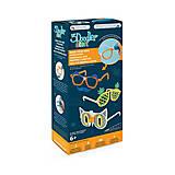 Набор аксессуаров для 3D-ручки 3Doodler Start «МОДНЫЕ ОЧКИ», 8SMKEYEG3R, детские игрушки