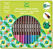 Набор акварельных карандашей Djeco, DJ09754, купить