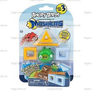 Игровой набор Angry Birds S3 «Свинка с блоками», 50311-S3СP