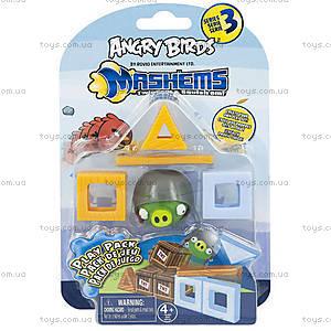 Игровой набор Angry Birds S3 «Машемс с блоками», 50311-S3HP