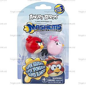 Набор Angry Birds S3 Машемсы «2 птички: красная и розовая», 50281-S3RP