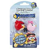 Набор Angry Birds S3 Машемсы «2 птички: красная и розовая», 50281-S3RP, купить