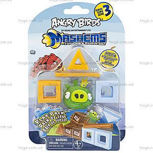 Набор Angry Birds S3 свинка-король «Машемс с блоками», 50311-S3KP