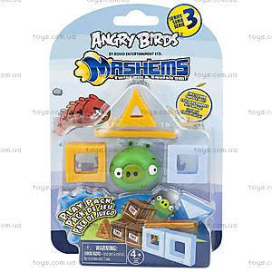 Набор Angry Birds S3 свинка «Машемс с блоками», серия В, 50311-S3ВP