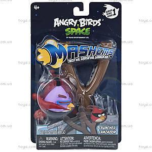 Набор Angry Birds Space S1 «Рогатка с машемсом», 50202-S1L