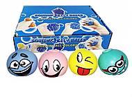 """Набор антистресс игрушек разных цветов """"Большой смайлик"""", 12 штук, IAsmile6, отзывы"""