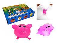 "Набор антистресс игрушек ""Свинка"", 12 штук, MLpiggy6, фото"