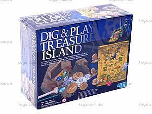 Набор археолога «Остров сокровищ», 05924, фото
