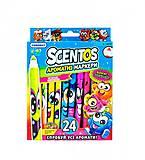 Набор ароматных маркеров для рисования - ТОНКАЯ ЛИНИЯ 24 цвета, 40722, toys