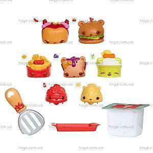 Набор ароматных игрушек NUM NOMS S2 «Бургермания», 544098