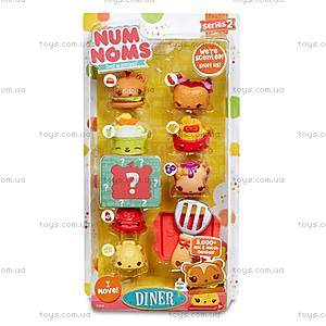 Набор ароматных игрушек NUM NOMS S2 «Бургермания», 544098, купить